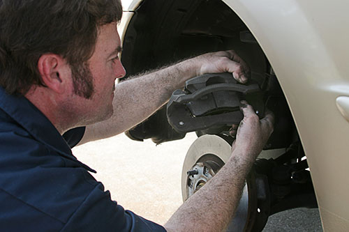 Mobile Mechanic Pros for Brake Replacement Austin